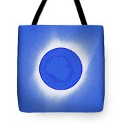 Solar Eclipse Of 2017 3 Tote Bag