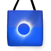 Solar Eclipse Of 2017 Poster 4 Tote Bag