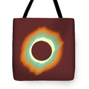 Solar Eclipse Poster 4 A Tote Bag