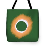 Solar Eclipse Poster 4 B Tote Bag
