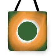 Solar Eclipse Poster 5 Tote Bag
