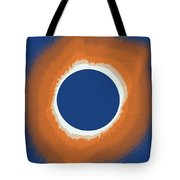 Solar Eclipse Poster 6 Tote Bag