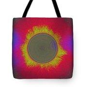 Solar Eclipse Spectrum 3 Tote Bag