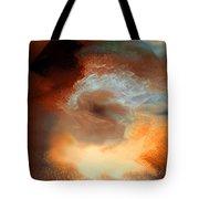 Solar Eruption Tote Bag