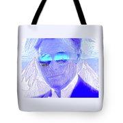 Solar Flare In My Eyes Tote Bag