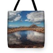 Solar Landscape Tote Bag
