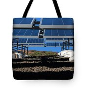 Solar Panels In Connecticut  Tote Bag