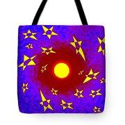 Solar Radiation Tote Bag