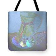 Solar Still Life Tote Bag