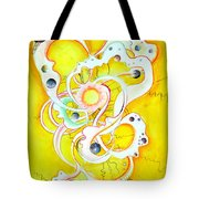 Solar System And Its Energy Tote Bag