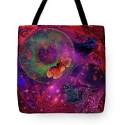 You And I Tote Bag by Joseph Mosley