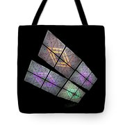 Solar Wings Tote Bag