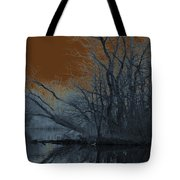 Solarization Tote Bag