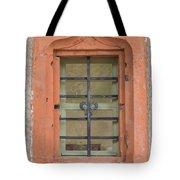 Soldatenbau Window Tote Bag