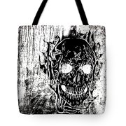 Soldier Ov Hell Tote Bag