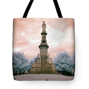 Soldier's Monument Tote Bag