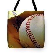 Solitary Ball 2 Tote Bag