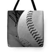 Solitary Ball Tote Bag