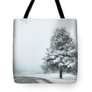 Solitary Beauty Tote Bag