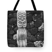 Solitary God Tote Bag