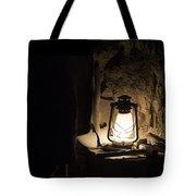 Solitary Light Tote Bag
