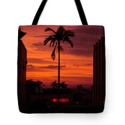 Solitary Passage Tote Bag