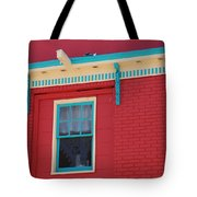 Solitary Window Tote Bag