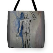 Solitude And Existence Tote Bag