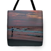 Solitude At Sunrise Tote Bag