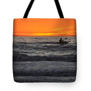 Solitude But Not Alone Tote Bag