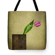 Solitude In Bloom Tote Bag