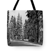 Solitude Tote Bag by Kathy Yates