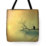 Solitude Mood Tote Bag