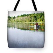 Solitude On Susan Lake Tote Bag
