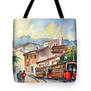 Soller In Majorca 01 Tote Bag