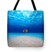 Solo Under The Sea Tote Bag