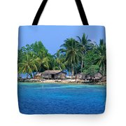 Soloman Islands Tote Bag