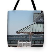 Solomons Island - Welcome Tote Bag