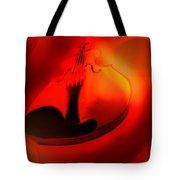 Soloviolin Tote Bag