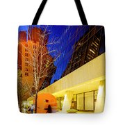 Solow Building Tote Bag