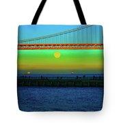 Solstice Bay Tote Bag