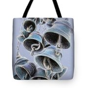 Solstice Bells Tote Bag by Michael Beckett