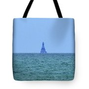 Sombero Reef Lighthouse Tote Bag