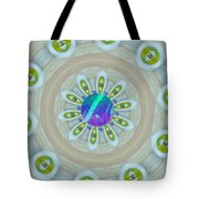 Some Colors On Your Wall Tote Bag