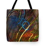 Some Critical Remarks Abstract Art Tote Bag