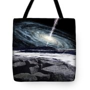 Some Galaxies Have Powerfully Active Tote Bag