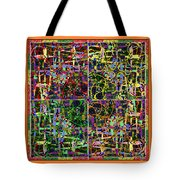 Some Harmonies And Tones 17 Tote Bag
