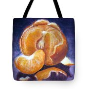 Some Orange Tote Bag