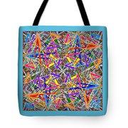 Some Symmetry 82 Tote Bag