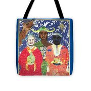Some Wise Men Dem Tote Bag